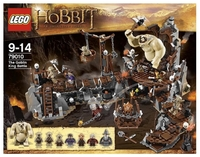 LEGO The Hobbit 79010 Сражение с королем гоблинов