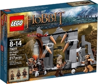 LEGO The Hobbit 79011 Засада у Дол Гулдур