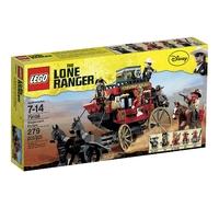 LEGO The Lone Ranger 79108 Побег на дилижансе