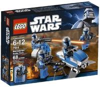 LEGO Star Wars 7914 Боевой отряд Мандалориан