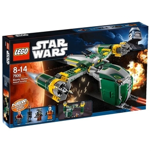 LEGO Star Wars 7930 Штурмовой корабль Баунти Хантер