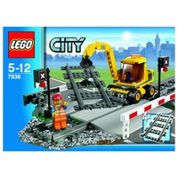 LEGO City 7936  Переезд