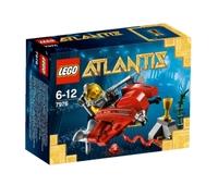 LEGO Atlantis 7976 Океанический Спидер
