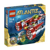 LEGO Atlantis 8060 Субмарина Тайфун Турбо