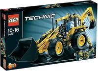 LEGO Technic 8069 Экскаватор-погрузчик