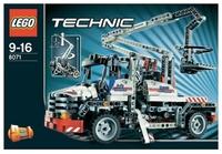 LEGO Technic 8071 Погрузчик