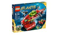 LEGO Atlantis 8075 Перевозчик Нептуна
