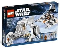LEGO Star Wars 8089 Пещера Вампы на планете Хот