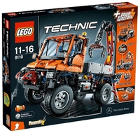 LEGO Technic 8110 Унимог U400