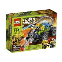 LEGO Power Miners 8188 Огневой взрыватель