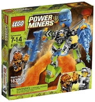 LEGO Power Miners 8189 Магматический манипулятор