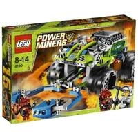 LEGO Power Miners 8190 Столкновение на рампе