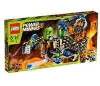 "LEGO Power Miners 8191 Тюрьма ""Лаватрас"""