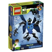 LEGO Ben 10 8411 Кристалл