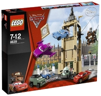 LEGO Cars 8639 Побег из Большого Бентли