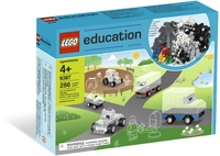 LEGO Education PreSchool 9387 Набор с колесами