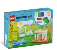 LEGO Education PreSchool 9388 Строительные пластины