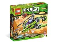 LEGO Ninjago 9443 Змеиный вертолёт