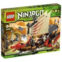 LEGO Ninjago 9446 Летучий корабль