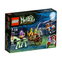 LEGO Monster Fighters 9462 Мумия