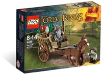 LEGO The Lord of the Rings 9469 Прибытие Гендальфа