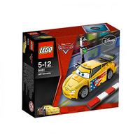 LEGO Cars 9481 Джеф Горвет