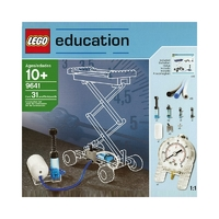 LEGO Education Machines and Mechanisms 9641 Пневматика
