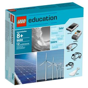 LEGO Education Machines and Mechanisms 9688 Возобновляемые источники энергии
